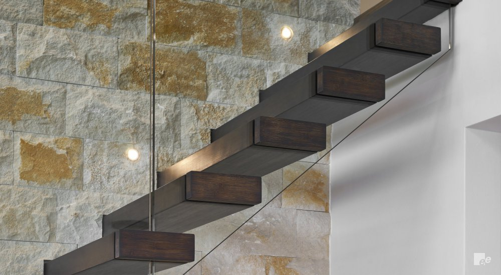 Moderne trappen eestairs